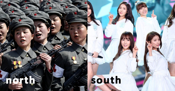 12 Enormous Difference Between North and South Korea