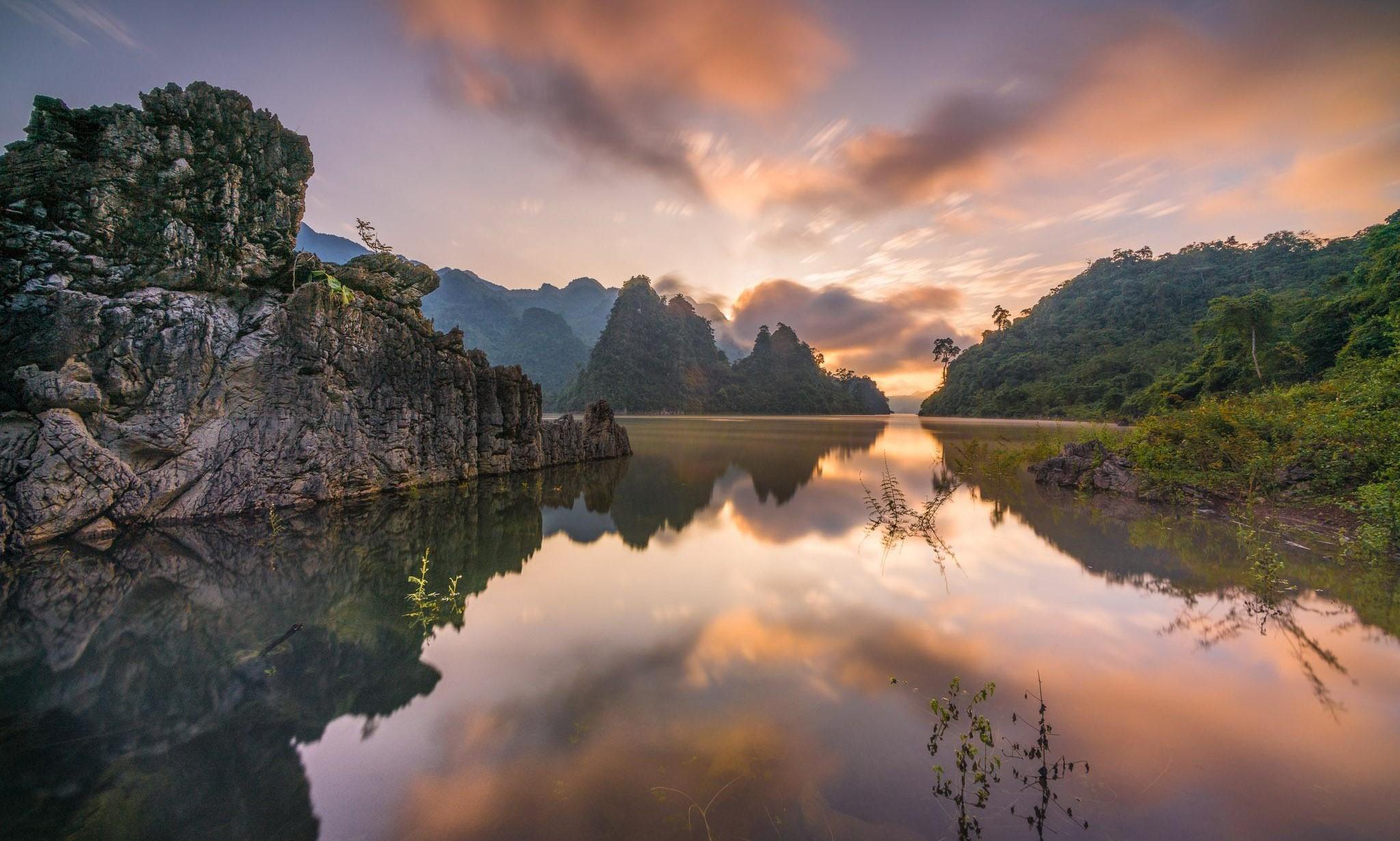 8 quy tắc an toàn khi đi chụp ảnh trên hồ nước