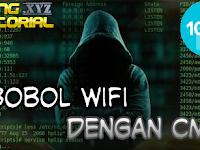 Cara Bobol Wifi Yang Belum Terkoneksi Dengan CMD