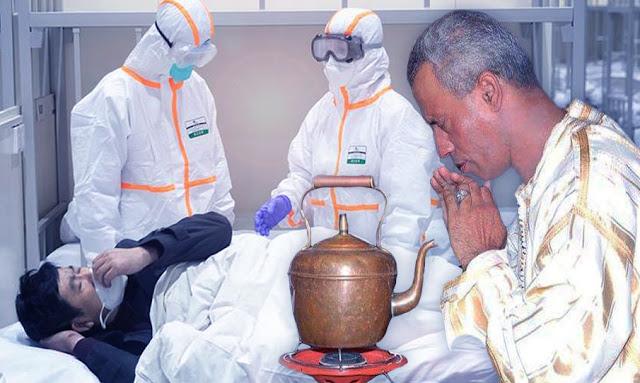 الدوامة - كمال المغربي: أقبل معالجة الكورونا و ما نخافش من العدوى