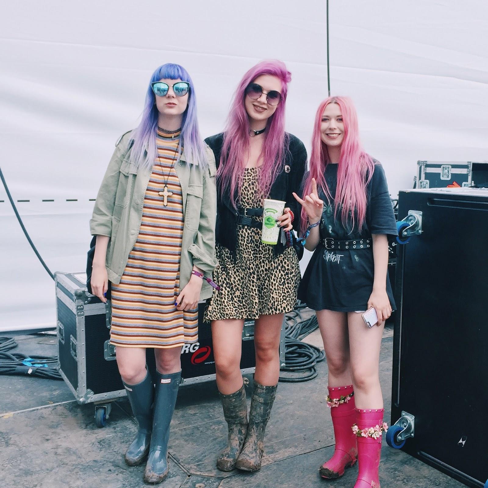 Download Festival 2016 | Amy Valentine
