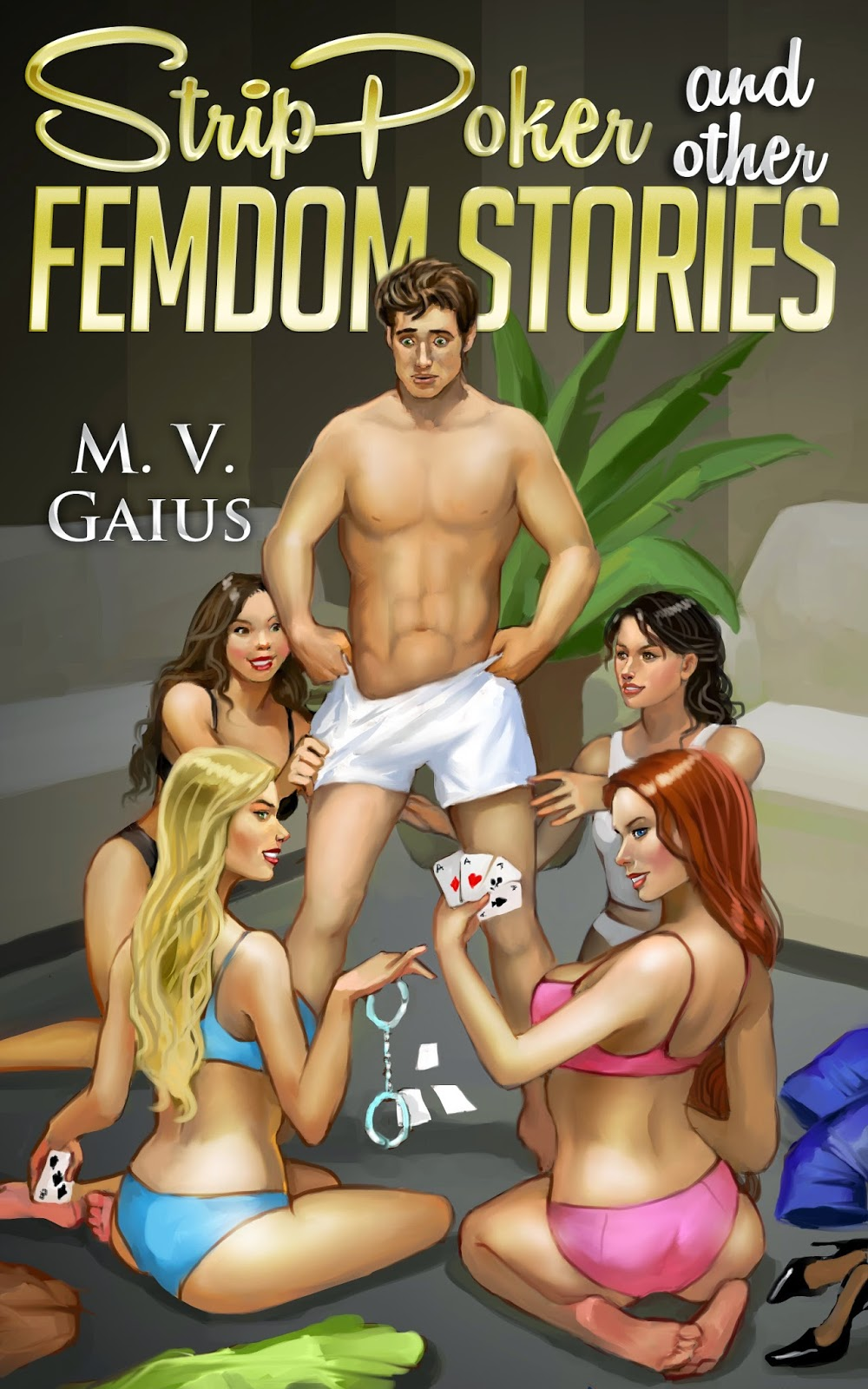 Story domination adult story female