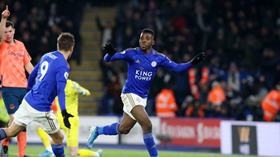 Leicester City Midfielders Back Iheanacho To Step Into The Shoes Of Jamie Vardy