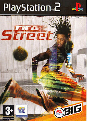FIFA Street 2005 PS2 PAL Multi Spanish
