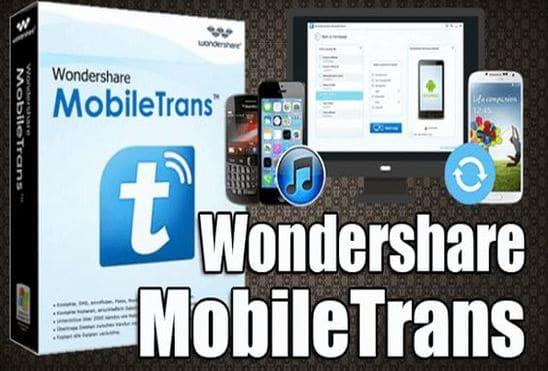 تحميل وتفعيل برنامج Wondershare MobileTrans عملاق نقل البيانات باخر اصدار