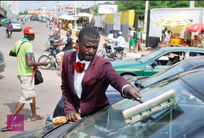 Abeokuta car window corporate trendy cleaner