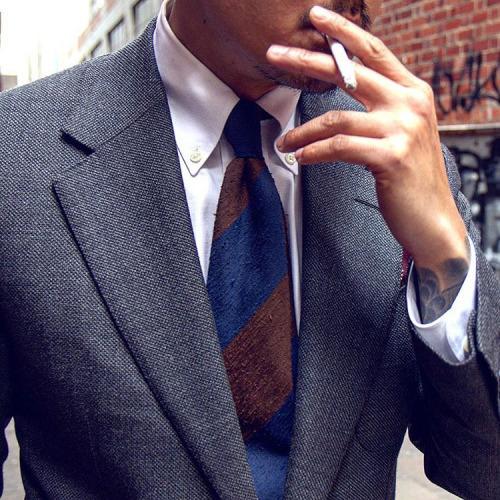 Clase Elegancia Y Distinción Las Camisas Con Cuello De Botones