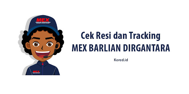 Cara Cek Resi dan Tracking Jasa Pengiriman MAX BARLIAN