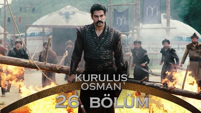 Kurulus Osman Season Episode 26 Full HD