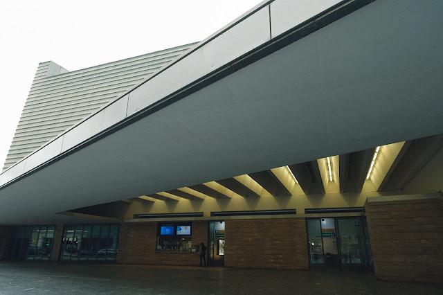 クルサール国際会議場・公会堂(Palacio de Congresos Kursaal)