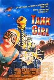 Movie Revisited-Tank Girl