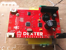 Gadget Explained: The Brain Of The GoPiGo Board Is An
