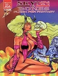 Skynn & Bones: Flesh for Fantasy Comic
