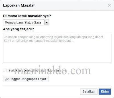 Jelaskan Kenapa Link Domain dianggap Spam dan Diblokir Facebook