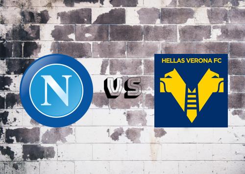 Napoli vs Hellas Verona  Resumen