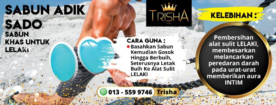 Founder Produk Trisha Kongsi Manfaat Penggunaan Produk Kesihatan Kulit Dan Alat Sulit Lelaki