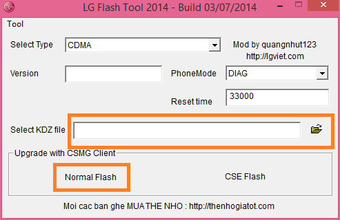 How To Flash LG Stock Rom  KDZ Offline More Than 1GB |F240S