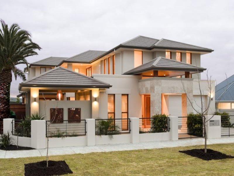 Fotos de fachadas de casas bonitas vote por sus fachadas for Planos de casas lindas
