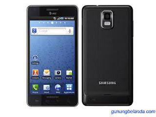 Cara Flashing Samsung Galaxy S ATT SGH-I997