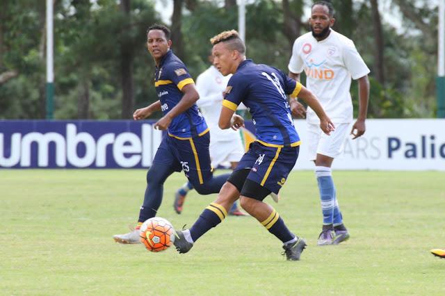 Club Atlético Pantoja, campeón Copa Walon 2016