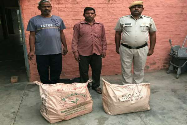 faridabad-police-news-patakha-fire-cracker-sent-jail