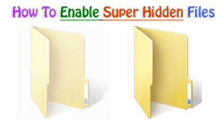 super hidden folder