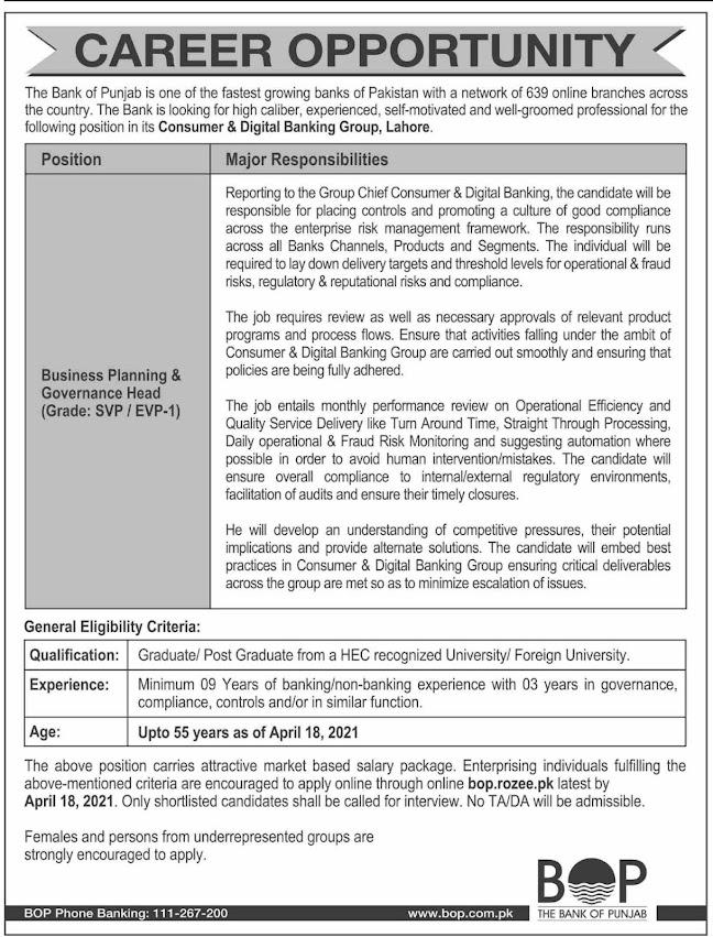 bank-jobs-in-pakistan-2021