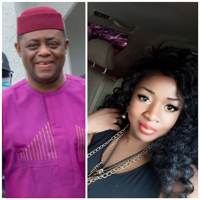 Statement from Femi Fani-Kayode's wife