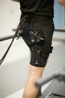 Robotic Exosuit for runners