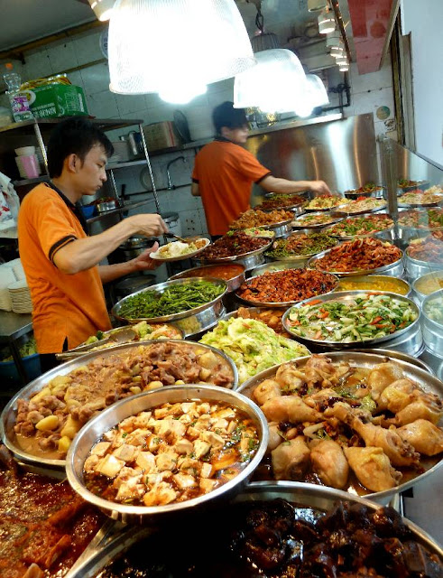 food items of bangkok