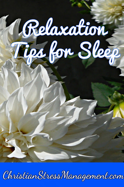 Relaxation Tips for Sleep
