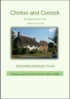 Cover of Chirton and Conock Neighbourhood Plan