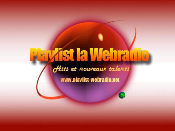 Remerciement à Playlist la Webradio