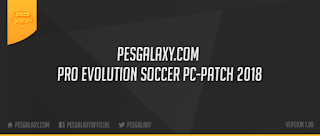 Pesgalaxy Patch 2018 1.00​ with DP 3.0 Fix