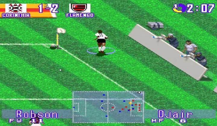 Os melhores games esportivos da década de 80 e 90