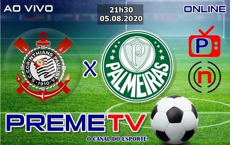 Corinthians x Palmeiras Hoje Ao Vivo