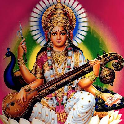 Saraswati Devi Images