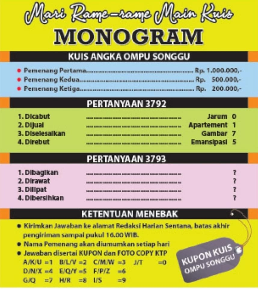 FORUM CODE SYAIR SGP SINGAPORE | FORUM SYAIR JITU