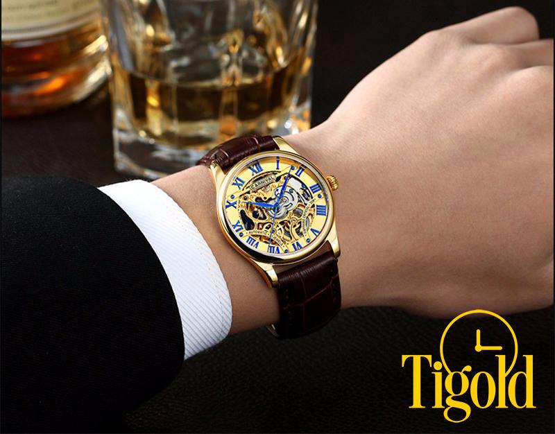 cách dùng đồng hồ đeo tay chuẩn