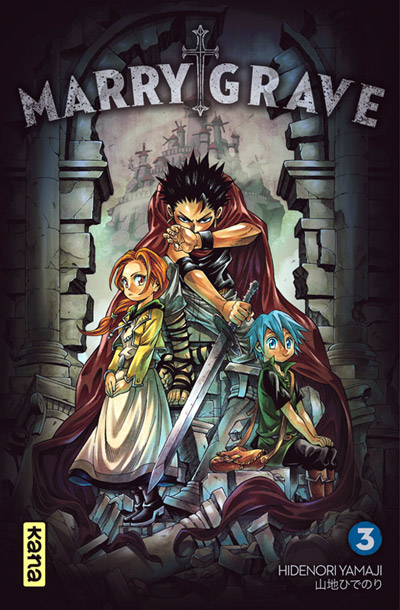Marry Grave tome 3