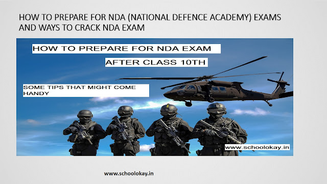HOW TO PREPARE FOR NDA (NATIONAL DEFENCE ACADEMY)