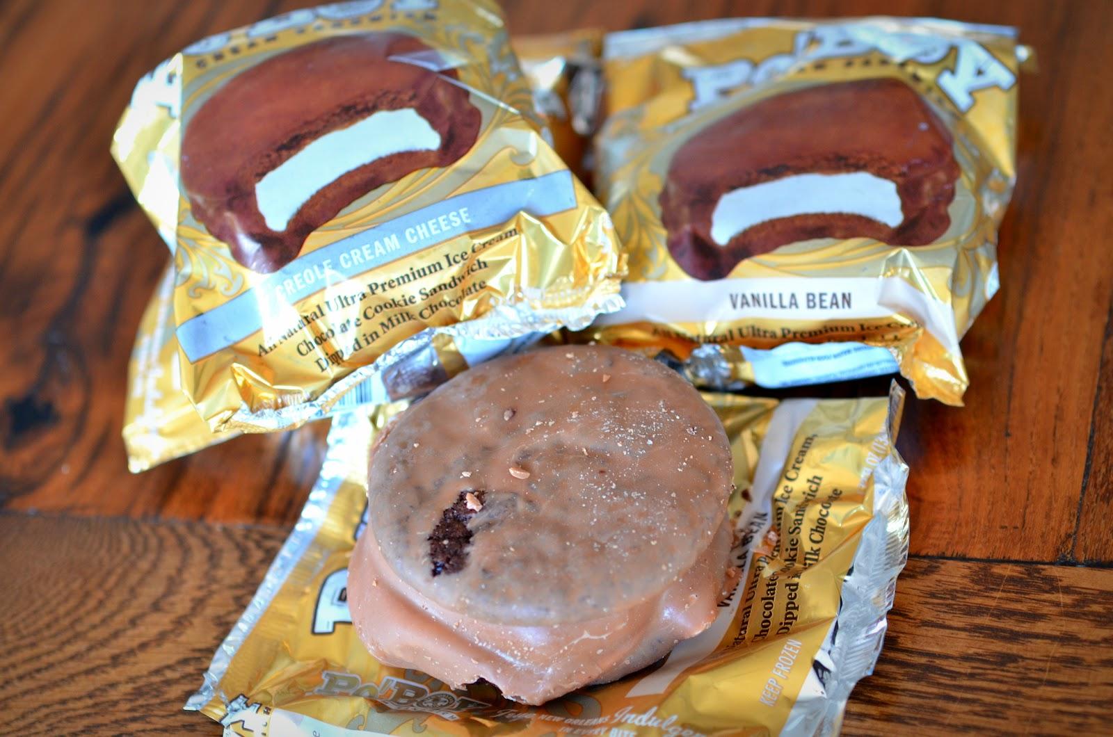 Vanilla Bean Chocolate Ice Cream Sandwiches Recipe — Dishmaps