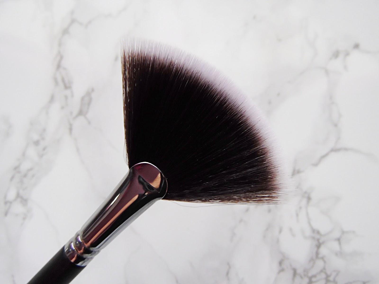 Nanshy Fan Brush Review
