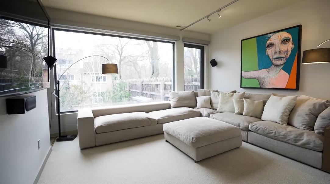 28 Interior Design Photos vs. 20 Wellesley Ave, Toronto Luxury Townhome Tour