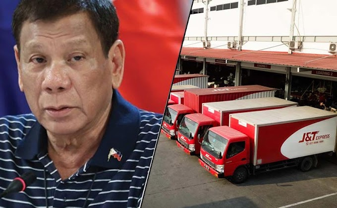 Duterte orders probe of J&T Express, threatens to shut down firm