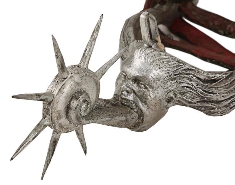 Sleepy Hollow Headless Horseman boot spur