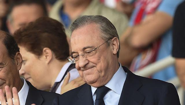 La grande priorité estivale de Florentino Pérez