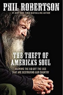 the theft of america's soul cover