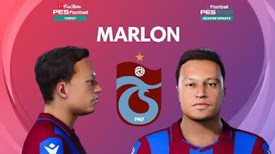 PES 2021 Faces Marlon Xavier by PES Football Turkey