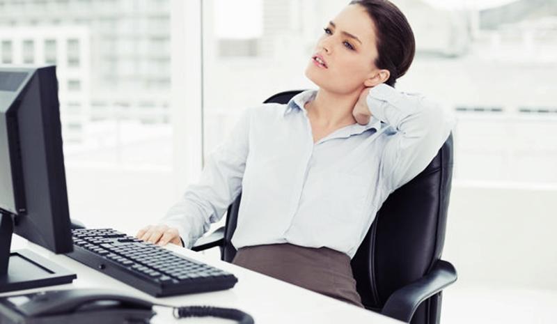 Hareketsizlik omurga sağlığımızı bozuyor